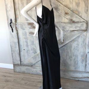 Victoria secrets satin night gown